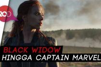 Marvel Rilis Jadwal Baru untuk Film MCU Fase 4