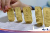 Harga Emas Cetak Rekor Tertinggi Sepanjang Masa