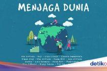 13 Musisi Indonesia 'Menjaga Dunia' dari Corona Lewat Lagu