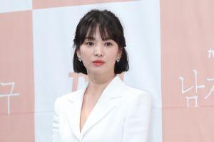 Song Hye Kyo Tanggapi Isu Jual Murah Properti dan Song Joong Ki Rubuhkan Rumah