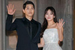 Setelah Berpisah, Rumah Song Joong-ki dan Song Hye-kyo Dihacurkan