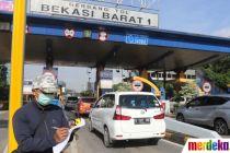 Cegah Penyebaran Corona, Dishub Data Kendaraan Menuju Jakarta