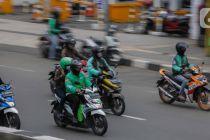 DKI Kaji Kemungkinan Ojek Online Angkut Penumpang saat PSBB Jakarta
