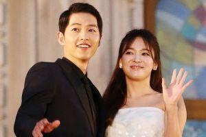 Kabar Dihancurkannya Rumah Song Joong-ki dan Song Hye-kyo Ternyata Palsu