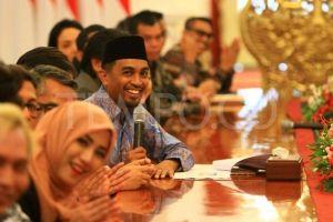 Jokowi: Glenn Fredly Penyanyi, Pencipta Lagu, juga Aktivis