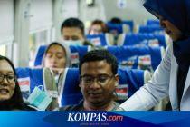 Selama PSBB, Hanya Ada 7 Keberangkatan Kereta Jarak Jauh dari Jakarta