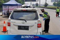 Hari Pertama PSBB di Jakarta, Polisi Sebut Hampir 50 Persen Masyarakat Melanggar