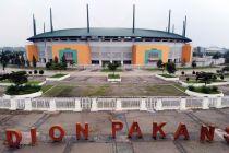 Cegah Penyebaran Corona, Jalan Menuju Stadion Pakansari Ditutup