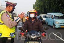 PSBB Jakarta, Polda Metro Jaya Bakal Tambah Titik Pemeriksaan