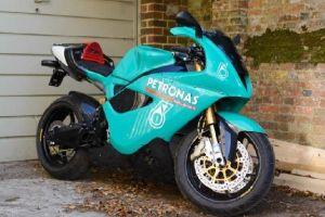 Motor Superbike Petronas Besutan Tim Carl Fogarty Dilelang