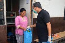 PSBB, Polda Metro Jaya Salurkan 1.000 Paket Beras dan Vitamin