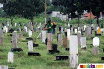 Jumlah Peziarah Dibatasi Terkait Pandemi Covid-19 di Jakarta