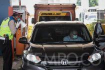10 Hari PSBB Jakarta, Polda Metro Jaya Catat 18.958 Pelanggaran