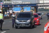 Polisi Catat 718 Pengendara Langgar Aturan PSBB Kota Bekasi