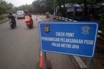 Polda Metro Mulai Aktifkan 45 Pos Pantau di Jakarta