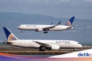 Maskapai Merugi, Karyawan United Airlines Terancam Kena PHK