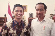 Adhamas Belva Devara Mundur Sebagai Staf Khusus Presiden Joko Widodo