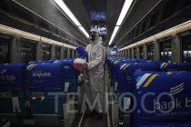 Perjalanan Kereta Jarak Jauh dari Jakarta dan Bandung Dibatalkan