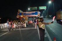 Jalan Tol Jakarta-Cikampek II Elevated Resmi Ditutup Sementara