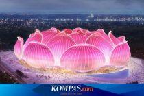 Di Tengah Pandemi, China Memulai Konstruksi Stadion Terbesar di Dunia