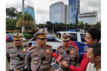 Hendak Mudik, 1.689 Kendaraan Warga Jakarta Dipaksa Putar Balik