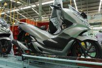 Ikuti PSBB Corona, Astra Honda Motor Hentikan Sementara Produksi