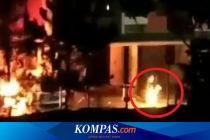 Kebakaran Rumah di Cipondoh Diduga Akibat Ledakan Tabung Gas