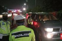 70 Kendaraan di Tol Tangerang-Merak Dipaksa Putar Balik