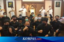 Tembak 2 Perampas Ponsel di Cakung, Tim Rajawali Dapat Penghargaan
