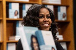 Dokumenter Buku Michelle Obama, Becoming Rilis 6 Mei