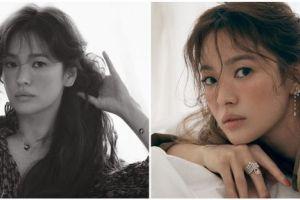 Song Hye-kyo ungkap soal kariernya, tak pernah mimpi jadi aktris