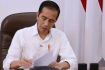 Jokowi Perintahkan Menteri Setop Peningkatan PHK Corona