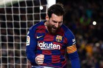 Sergio Aguero Sanggah Lionel Messi Bakal Tinggalkan Barcelona