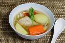 Langkah Sehat saat Buka Puasa, Mulai dengan Sup