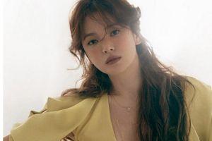 Song Hye Kyo: Saya Berterima Kasih untuk Karier yang Sukses