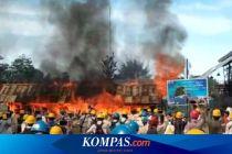 Kantor Dirusak, Warung Dibakar, Polisi Tangkap 11 Terduga Provokotor Aksi May Day