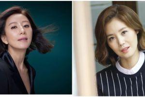 6 Pesona aktris Korea berusia 50 tahun, masih terlihat ABG