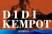 Wagub DKI: Mas Didi Kempot Berperan Penting Mengenalkan Bahasa Daerah ke Warga Dunia