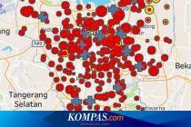 [POPULER JABODETABEK] Update Covid-19 Jakarta, Bertambah 169 Kasus | Aksi Sopir Kejar Rampok di Depok