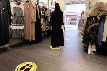 Pelanggar Jarak Sosial di Arab Saudi Terancam Denda Rp 300 Juta