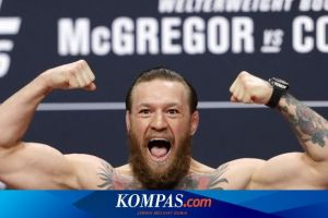 Conor McGregor Terima Tantangan Bertinju Oscar De La Hoya