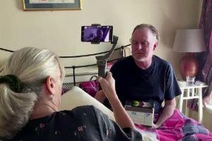 Aktor Aktris Inggris Buat Serial TV dari Rumah Saat Lockdown