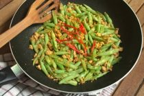 Ide Masakan Rumahan: Masakan Mudah untuk Buka Puasa, Resep Tumis Buncis Ayam