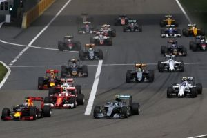 Balapan Virtual F1 GP Spanyol Diramaikan Pesepak Bola Top