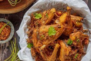 Ide Masakan Rumahan: Masakan Mudah untuk Buka Puasa, Resep Ayam Goreng Lengkuas