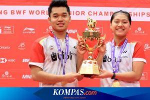 Leo Rolly Carnando Bersiap Naik ke Jenjang Senior