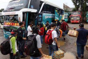 Antisipasi Lonjakan Transportasi Jelang Lebaran di Masa Pandemi Corona