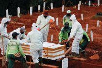Polda Metro Jaya Makamkan Jenazah Remaja Putri Terpapar Covid-19