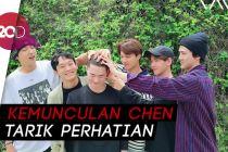 Momen Anggota EXO Lepas Suho Sebelum Wamil