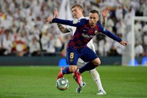 Disebut Bakal ke Juventus, Arthur Melo Masih Cinta Barcelona